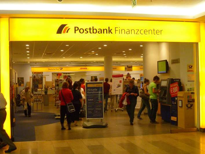 postbank spandau arcaden bank in berlin spandau kauperts. Black Bedroom Furniture Sets. Home Design Ideas