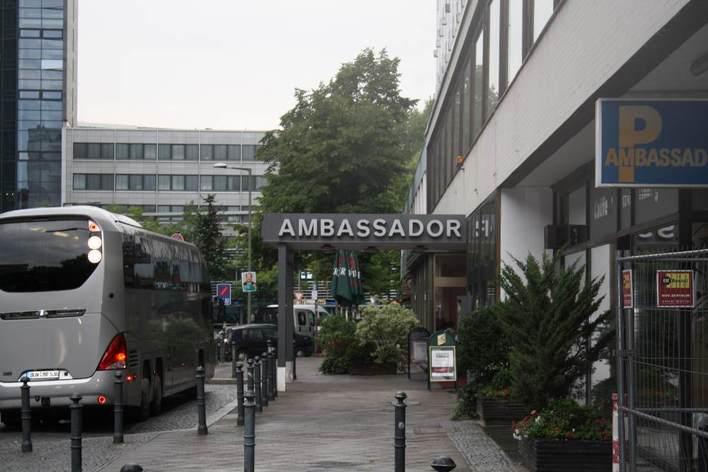 Sorat Hotel Ambassador Berlin Hotel In Berlin Schoneberg Kauperts
