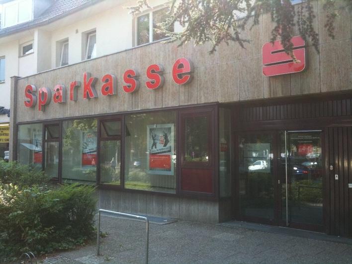 Berliner Sparkasse - Ludolfingerplatz