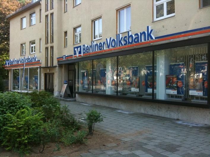 Berliner Volksbank - Ludolfingerplatz