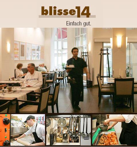 Restaurant blisse14