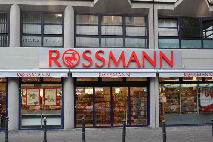 Rossmann - Ansbacher Straße