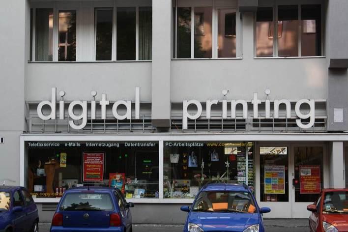 Copy Center - Ansbacher Straße