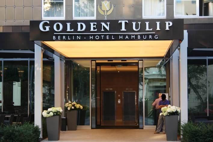 Golden Tulip - Landgrafenstraße