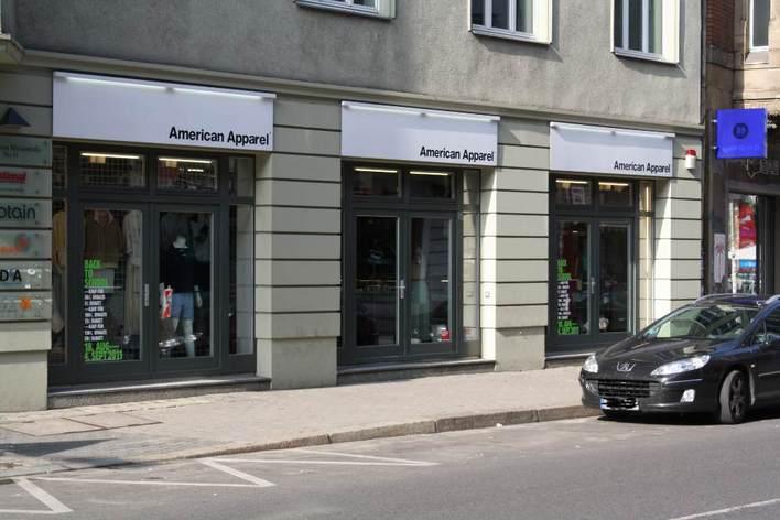 American Apparel - Münzstraße