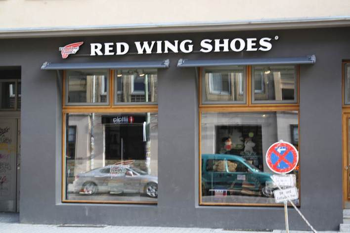 red wing shoes store schuhe in berlin mitte kauperts. Black Bedroom Furniture Sets. Home Design Ideas
