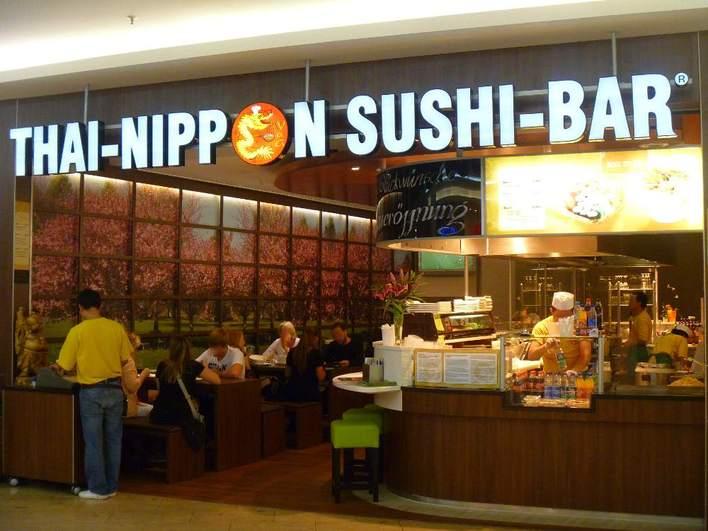 Thai Nippon Sushi Bar - Spandau Arcaden