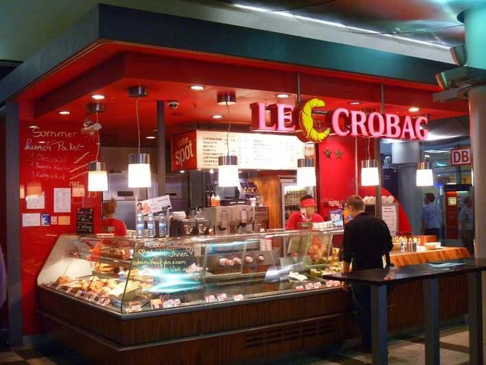 Le CroBag - Bahnhof Spandau