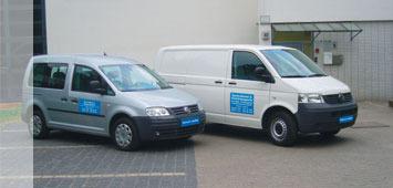 Kurierdienst & Kleintransporte Detlef Jordan