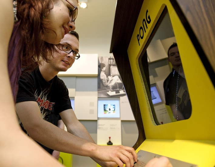 Spielen im Museum