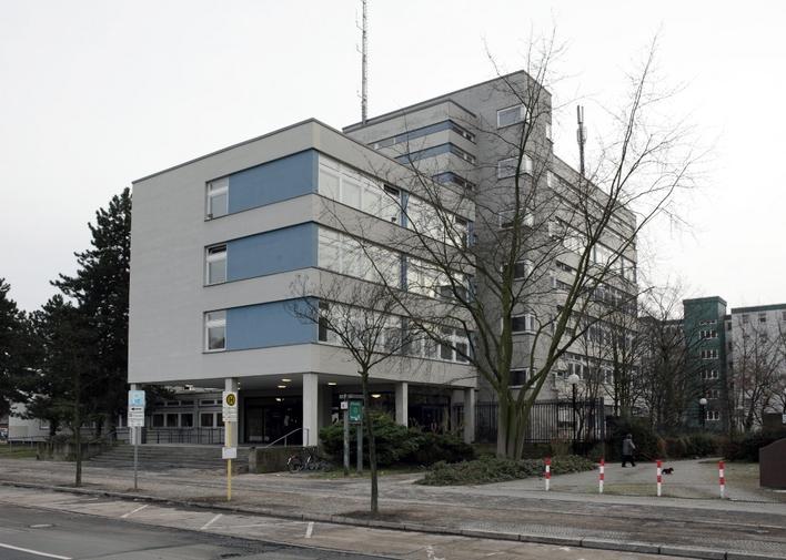 Polizeiabschnitt 12 Am Nordgraben in Berlin-Wittenau