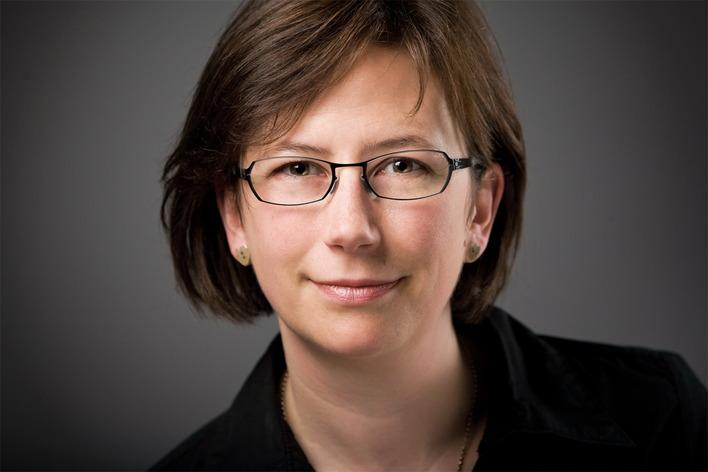 Präsentationsberaterin Caroline Kliemt