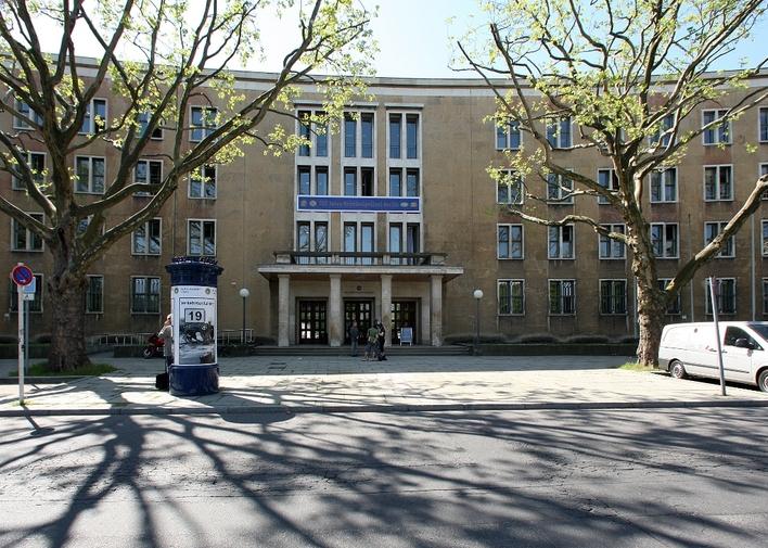 Kriminalpolizeilicher Beratungsladen der Berliner Kriminalpolizei