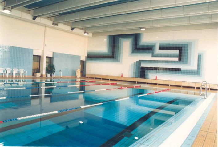 Schwimmhalle Zingster Straße