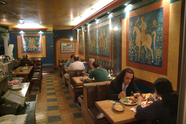 Hasir-Restaurant in der Maaßenstraße in Berlin-Schöneberg