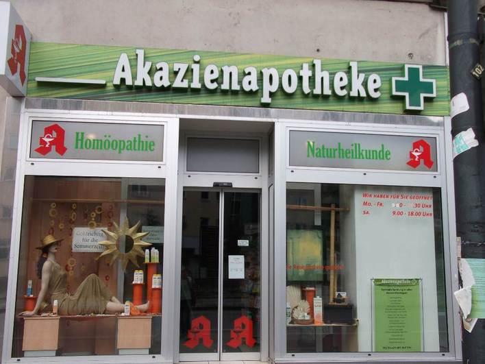Akazienapotheke Schöneberg