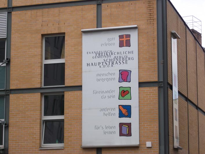 Evangelisch-Freikirchliche Gemeinde Berlin-Schöneberg
