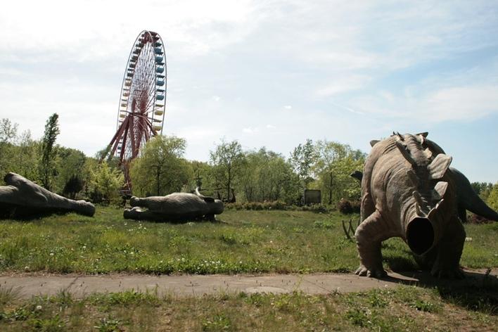 Spreepark Berlin - Der verlassene Freizeitpark