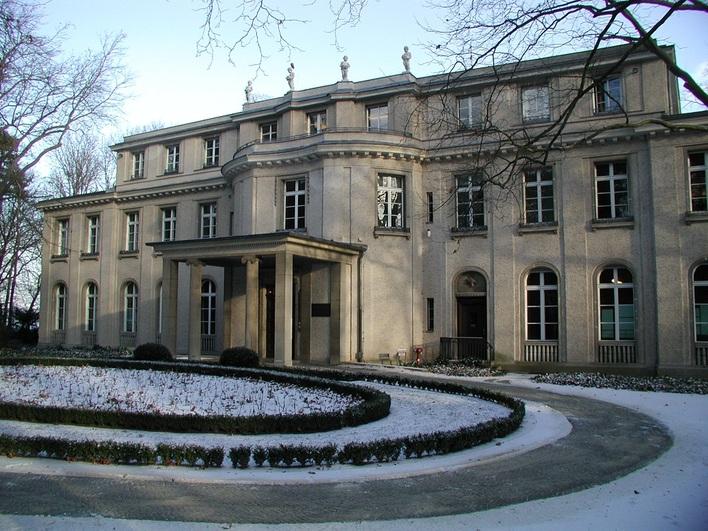 Das Haus der Wannseekonferenz