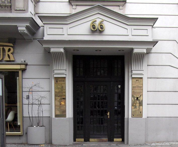 Die Kanzlei v. Nieding Ehrlinger Geipel Ingendaay