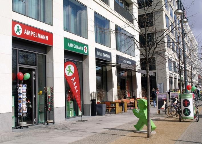 AMPELMANN Galerie Shop - DomAquarèe