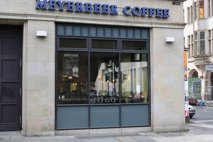 Meyerbeer Coffee - Universitätsstraße