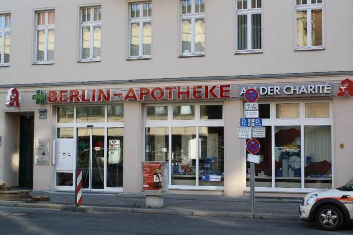 Berlin-Apotheke an der Charité
