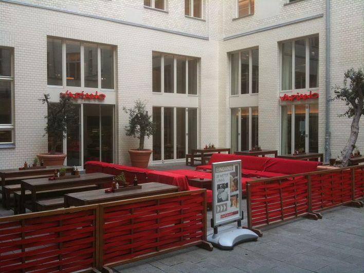 Vapiano in Mitte - Unter den Linden