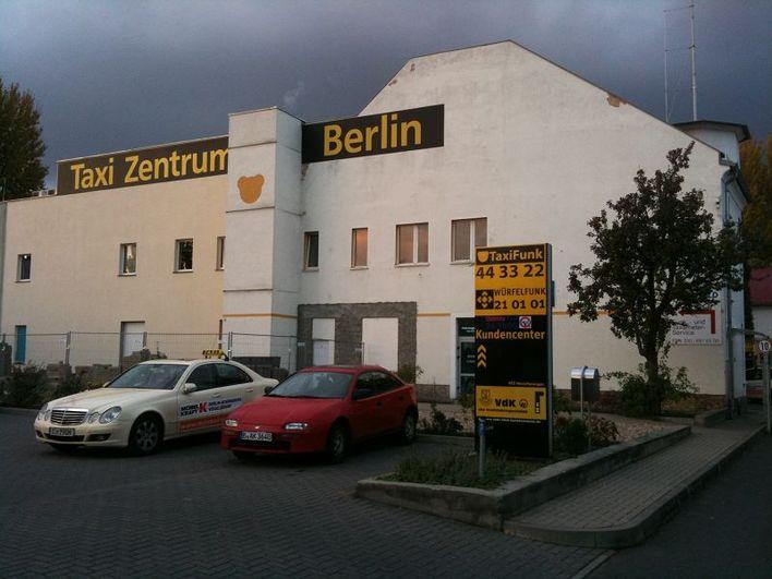 Taxi Zentrum Berlin