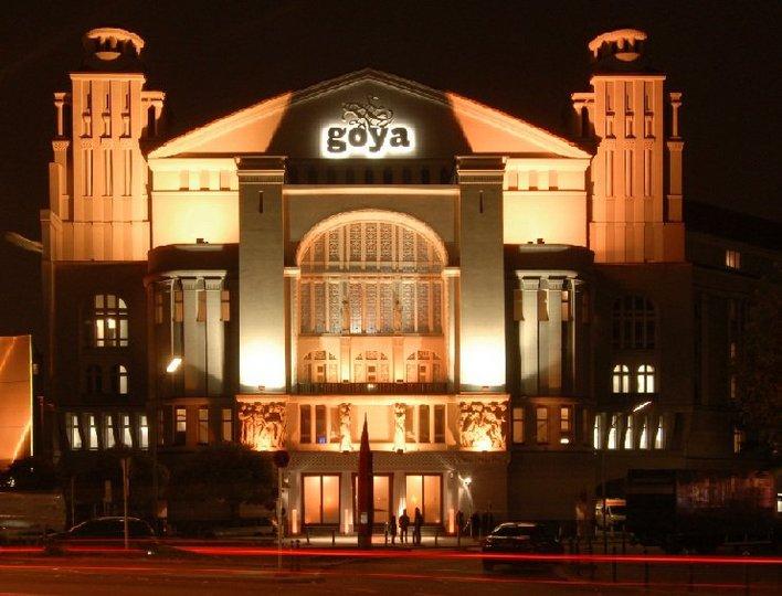 Das Goya ist die angesagte Club- und Eventlocation am Nollendorfplatz in Berlin