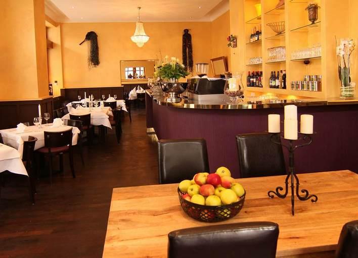 Restaurant Buchs - Innenansicht