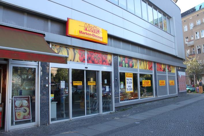 Netto Marken-Discount - Kottbusser Damm