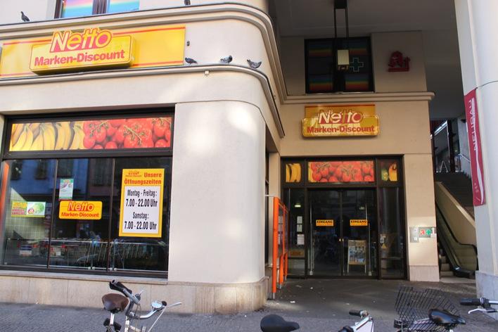Netto Marken-Discount - Bergmannstraße