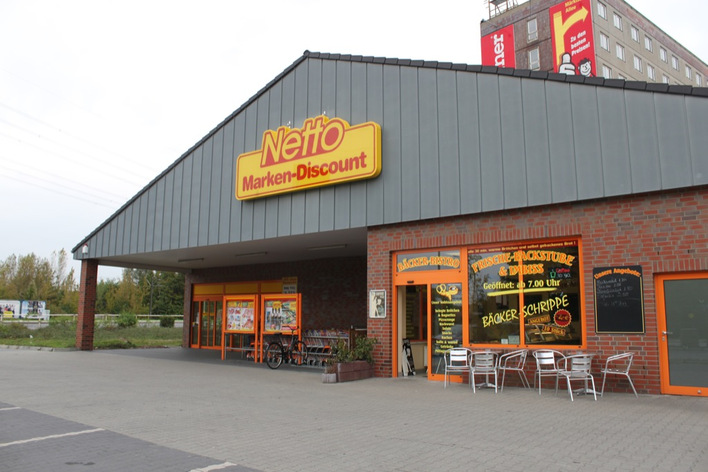 Netto Marken-Discount - Pyramidenring