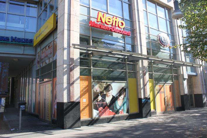 Netto Marken-Discount - Schönhauser Allee Arcaden