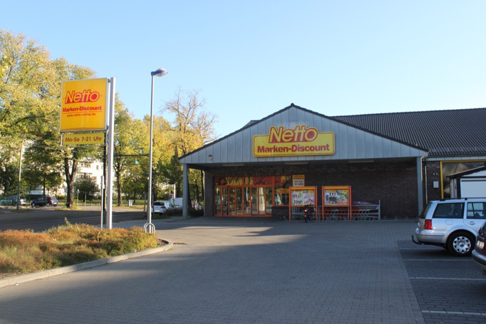 Netto Marken-Discount - Wendenschloßstraße