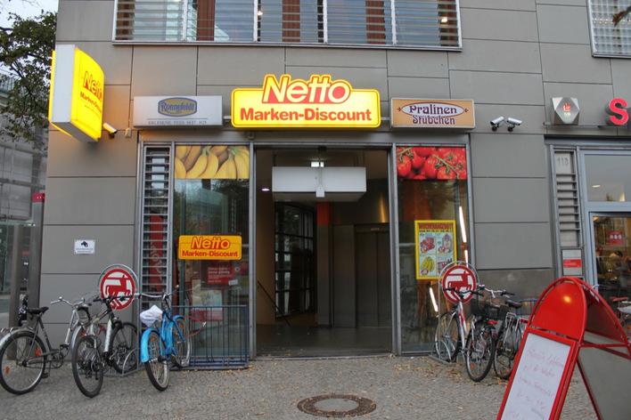 Netto Marken-Discount - Treskowallee