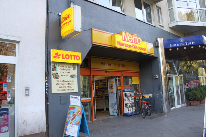 Netto Marken-Discount - Alt-Moabit