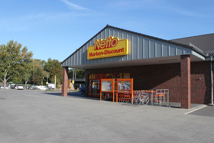 netto marken discount holzhauser stra e supermarkt in berlin tegel kauperts. Black Bedroom Furniture Sets. Home Design Ideas