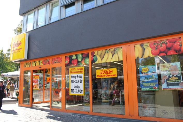 Netto Marken-Discount - Lauterstraße