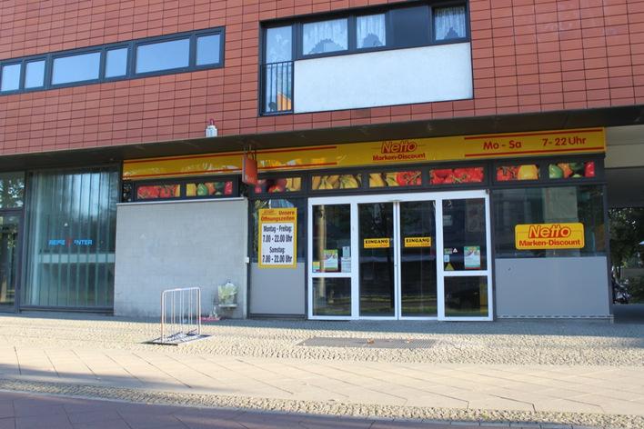 Netto Marken-Discount - Kochhannstraße