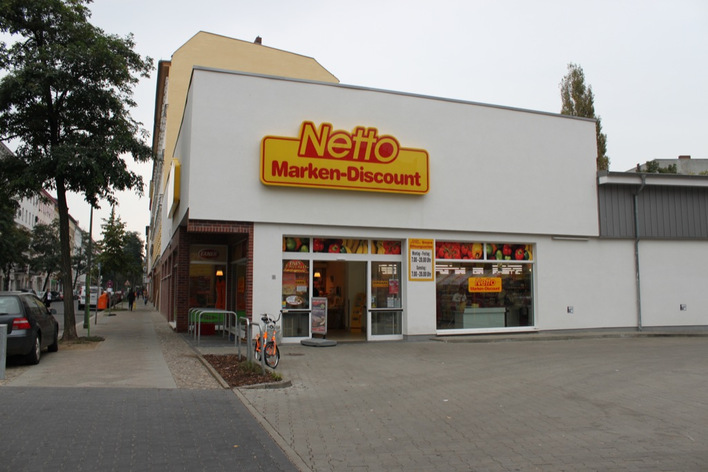 netto marken discount lynarstra e supermarkt in berlin spandau kauperts. Black Bedroom Furniture Sets. Home Design Ideas