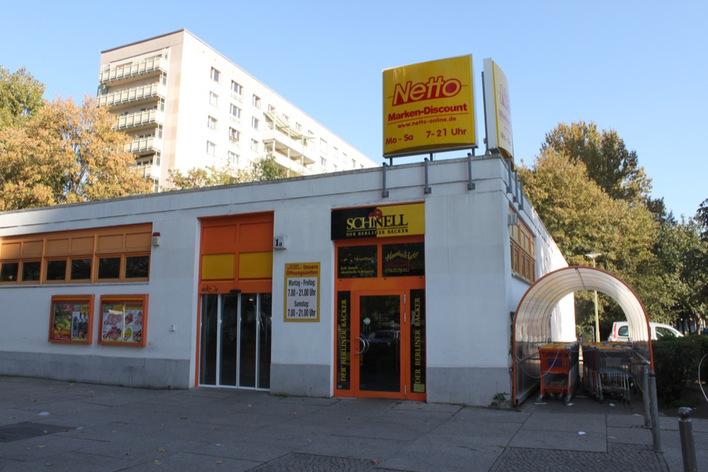 Netto Marken-Discount - Schillingstraße