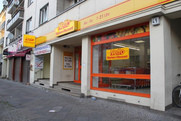Netto Marken-Discount - Mariendorfer Damm