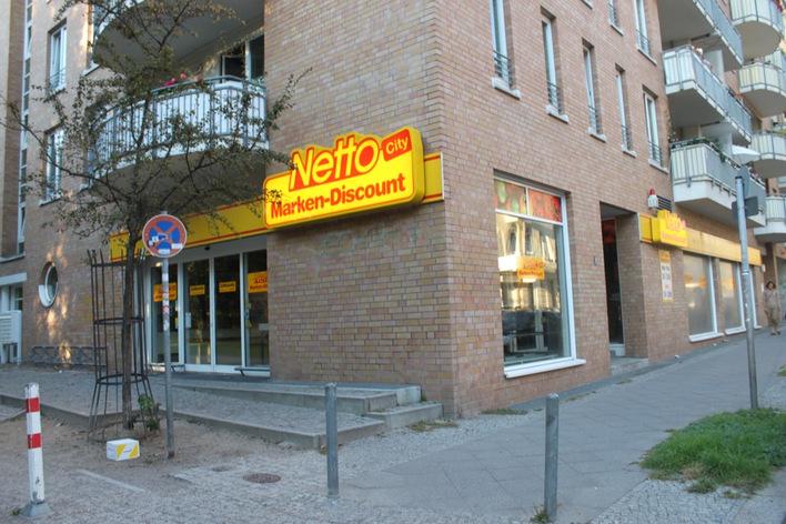 Netto Marken-Discount - Landsberger Allee