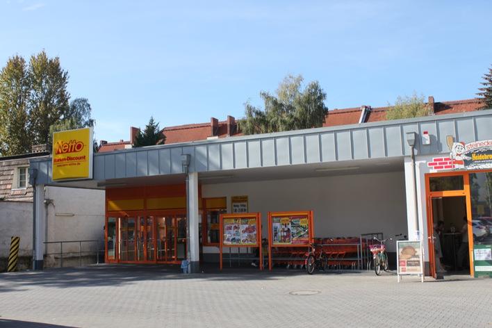 Netto Marken-Discount - Manteuffelstraße