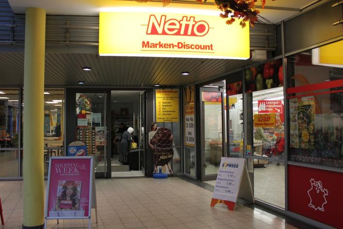 Netto Marken-Discount - Otto-Schmirgal-Straße