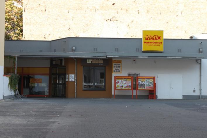 Netto Marken-Discount - Urbanstraße