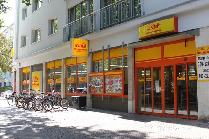 Netto Marken-Discount - Bismarckstraße
