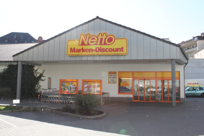Netto Marken-Discount - Gerichtstraße